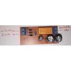 PM107 Tablet Otomatik Açma Kapama Modülü 12v