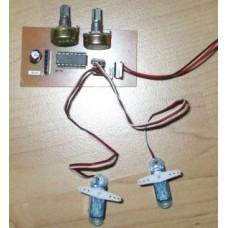 v2.0 Servo Motor Kontrol