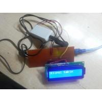 v12.0 Nabız Ölçer  Arduino Nano + Klips