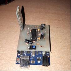 v11.1 Nabız ve Sıcaklık Ölçer  Arduino Uno Android Bluetooth