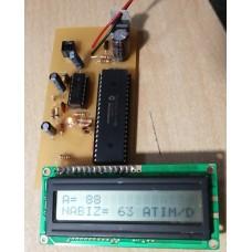 v3.0 LCD Nabız Ölçer