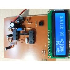 v3.3 LCD Nabız Ölçer