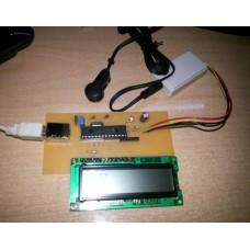 v9 0 Klipsli USB LCD Nabız Ölçer