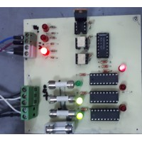 PM009 TTL STEP INDICATOR CONVERTER