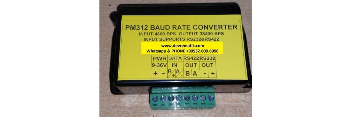PM312 NMEA BAUD RATE UP CONVERTER