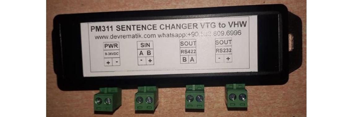 VTG STW CHANGER
