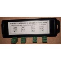 PM311 NMEA SENTENCE CHANGER VTG-STW-VHW