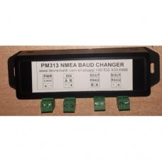 PM313 NMEA Baud Rate Changer 38400 to 4800
