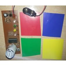 v1.0 Renk Sensörü