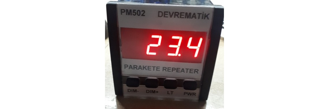 PM502A Parakete Repeater Digital