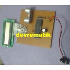 v2.0 USM Ultrasonik Mesafe Ölçer