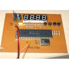 v2.0 Frekansmetre 4 Digit