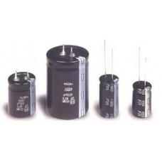 0.47uF 50V Elektrolitik Kapasite Dip