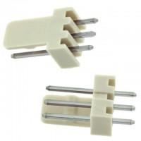 3 Pin 2.54mm Erkek Konnektör