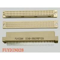 41612 3 row 96 Pin 2.54mm Dişi Konnektör 180 Derece