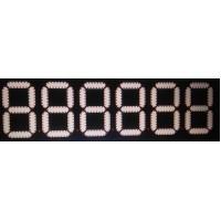 LT020 KANTAR DISPLAY TEKRARLAYICI 7 Segment 6 digit Panel Sürücü Kartı