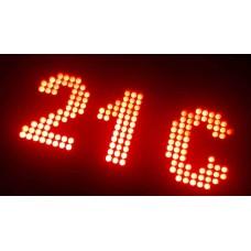 PM010 Sıcaklık Göstergesi Termometre