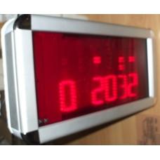 v1.1 Binary Clock Saat Kutulu