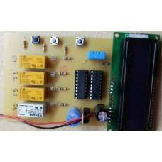 v1.0  Sicaklik Nem Kontrol DHT11