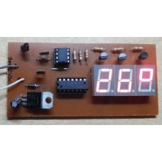 v2.0 3 Digit Termometre