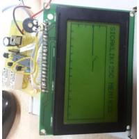 v2.0  Sicaklik Nem Kontrol DHT11 Grafik LCD  IR Kontrol