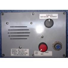 PM012 MILSEC REMOTE CONTROL PANEL