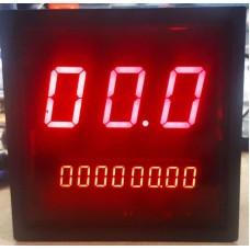 PM503    20mA Ampermetre ve  100MHz Frekans Sayıcı