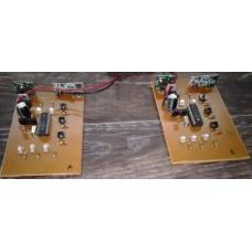 v1.0 RF 433 MHz 3 led 3 Buton