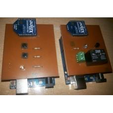 v1.0 Arduino  XBee 220VAC Lamba Kontrol