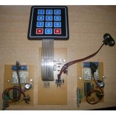 v1.0 RF Keypad Röle Kontrol