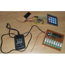 v2.0 RF Keypad Röle Kontrol