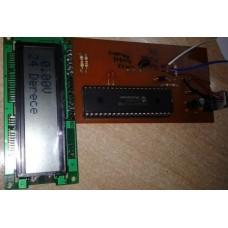 v2.0 Voltmetre Termometre
